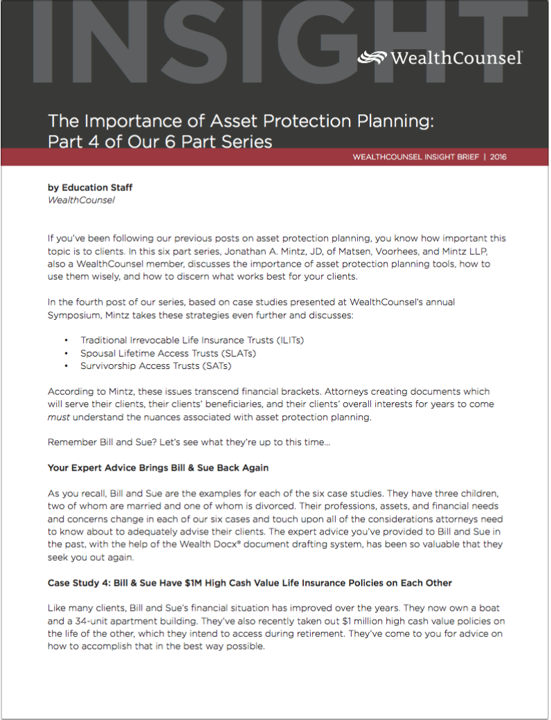 Ib Case Studies In Asset Protection 4 Thumbnail