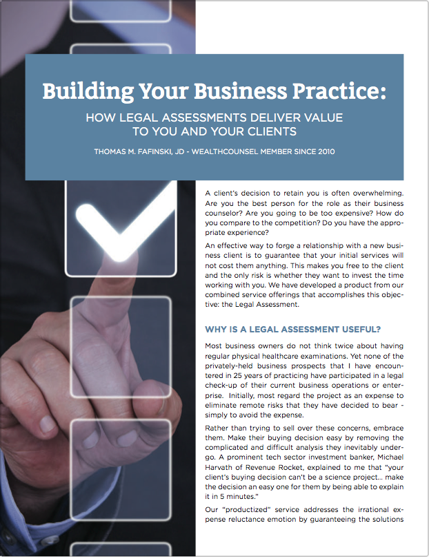 Wcq 2 Q2016  Build  Your  Business  Practice Thumbnail