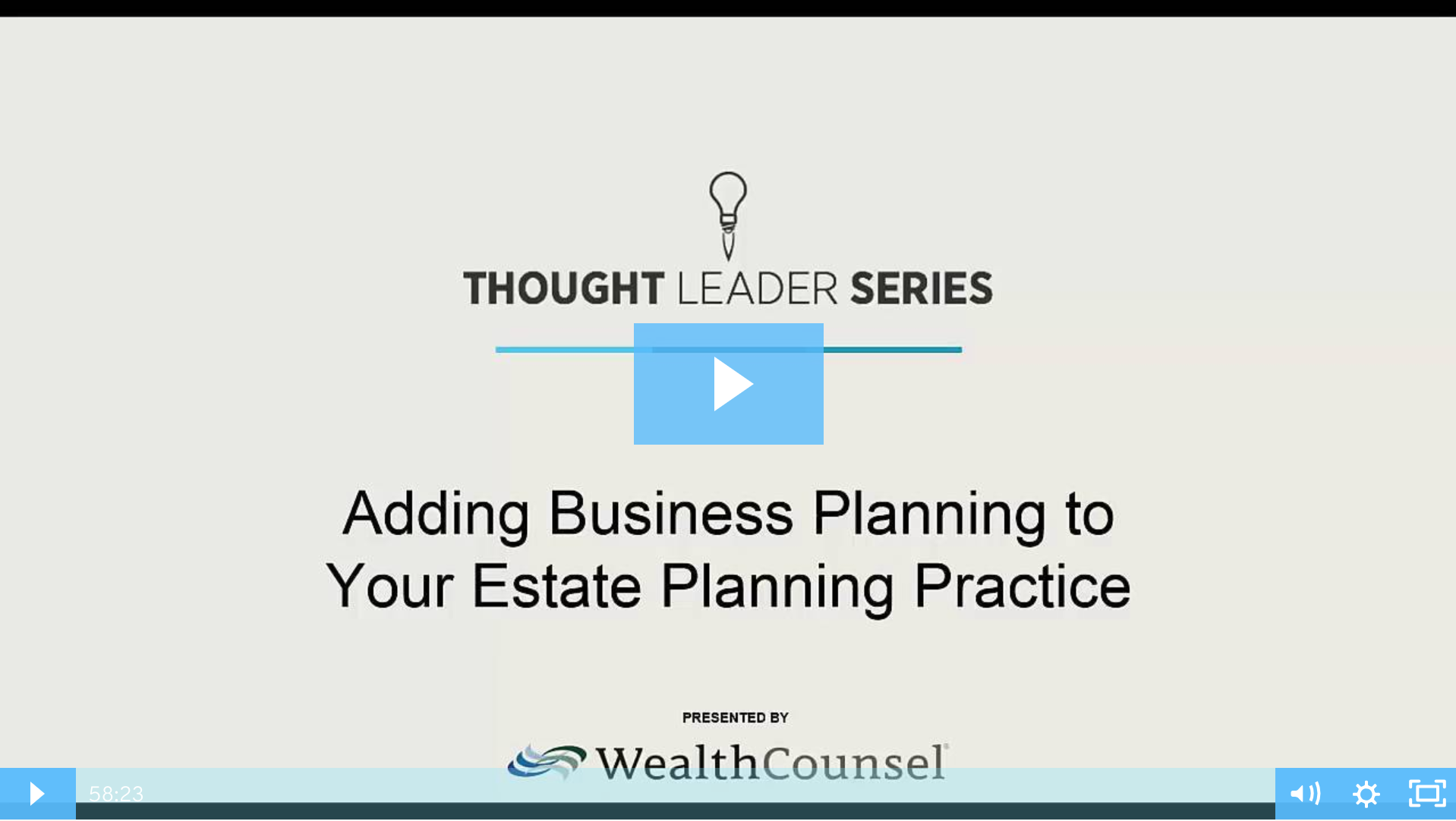 Adding Business Planning Thumbnail