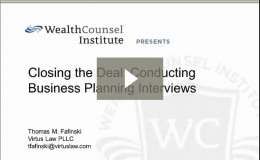 Closing The Deal Thumbnail